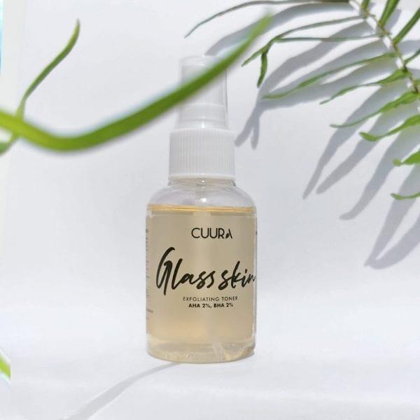 Glass Skin (Exfoliating Toner)