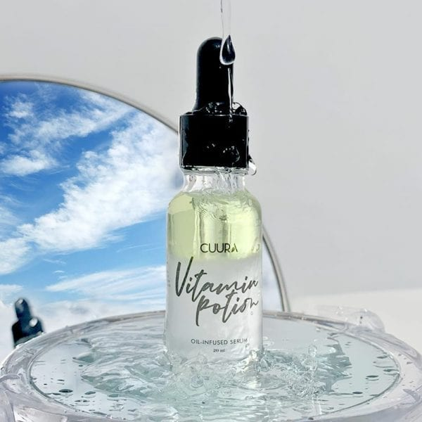 Vitamin Potion (Oil-Infused Serum)